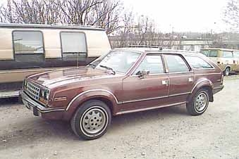 1988 AMC Eagle Wagon